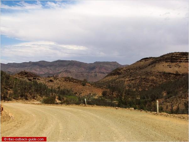 parachilna gorge road