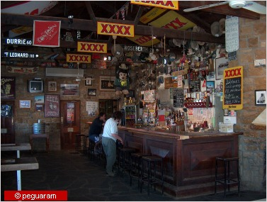inside birdsville  pub