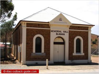 blinman memorial hall