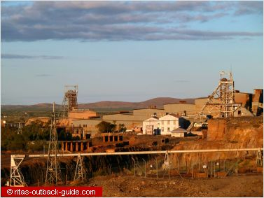 mining area broken hill