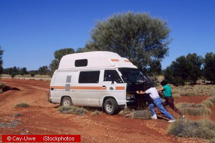Troubles in the Outback