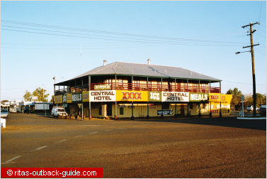 old outback pub