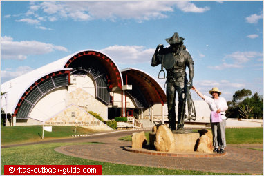 stockman hall of fame in longreach