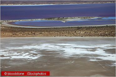 another view of lake eyre