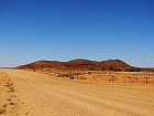 lonely outback landscape