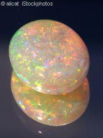 colourful stone