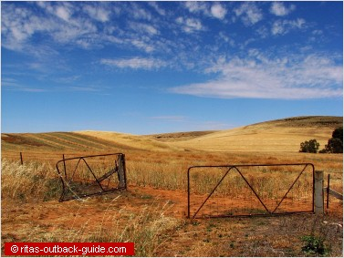 agricultural area in south australia