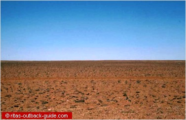 endless gibber plain