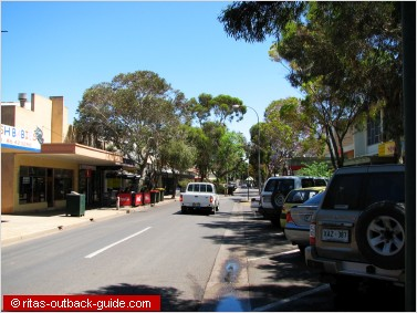 shopping street port augusta