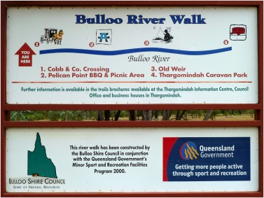 bullo walk sign