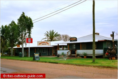 country pub