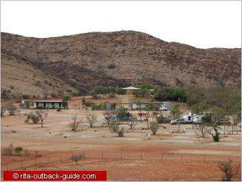 spacious campground