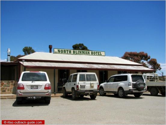 blinman outback pub