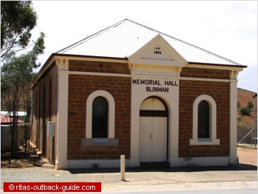 blinman memorial hall