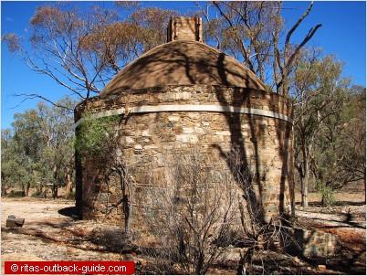 An old mining kiln