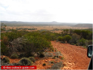 outback scenery