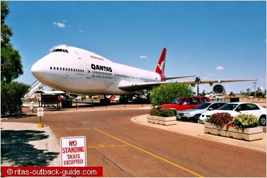 huge jumbo jet