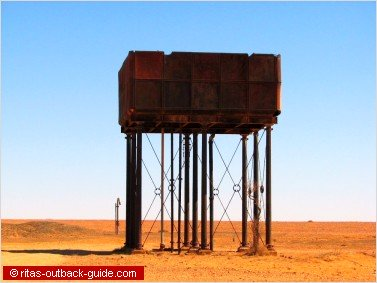 water tank for locomotives