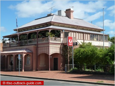 post office in bourke