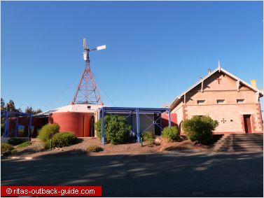 modern exhibition centre