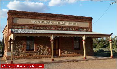 old municipal chambers