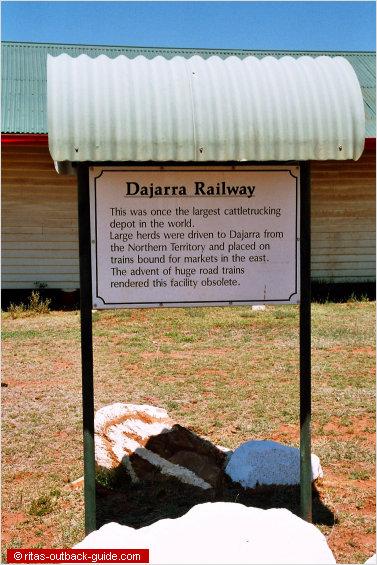 info sign dajarra rail