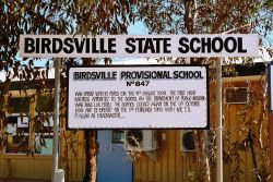 Go and explore Birdsville