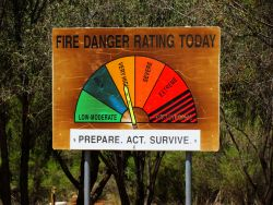 Read about the climate zones, fire danger and more
