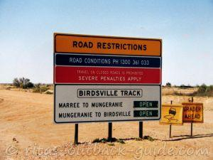 Discover the sights of the Birdsville Track
