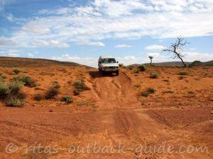 See my Outback driving tips