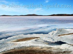 Discover the huge Outback areas in South Australia