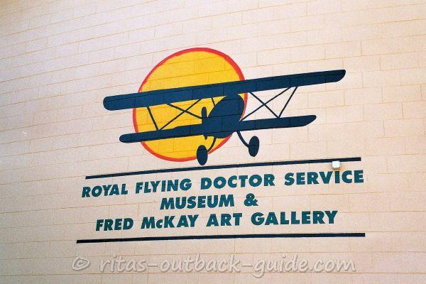 Royal Flying Doctor Service Museum in Cloncurry