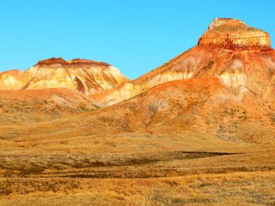 Why it is aka The Painted Desert - beautiful