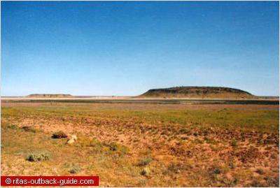 Kewson Hill - Oodnadatta Track