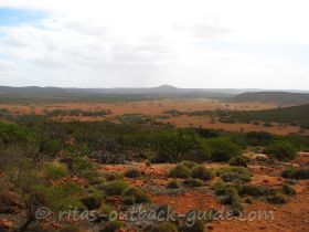See what the Gawler Ranges offer for visitors