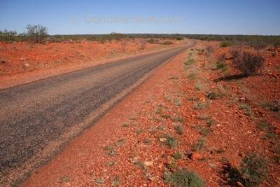 Boulia - Mount Isa Road