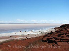 Go and see a real salt lake