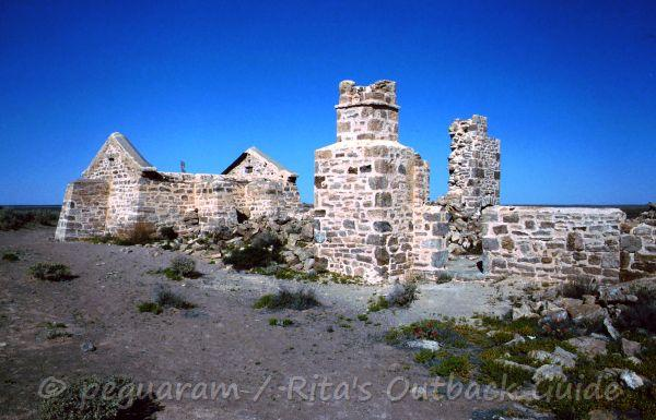 Ruins of the Strangways telegraph station