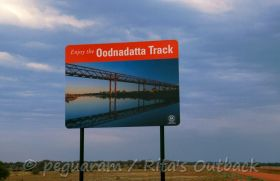 Go and discover the sights of the Oodnadatta Track