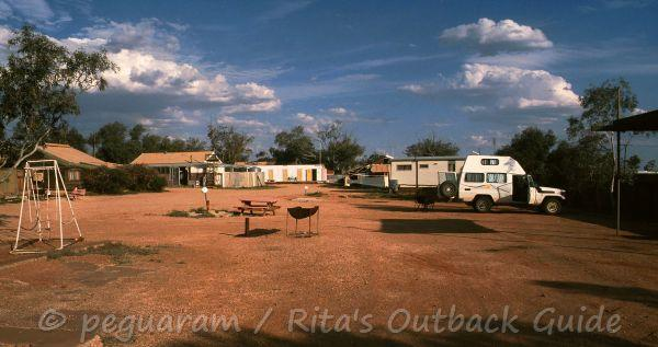 I enjoyed the stay at the Oodnadatta camp ground