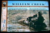 Go to William Creek, the smallest town in South Australia