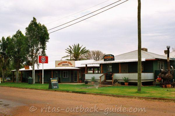 Typical Outback Pub