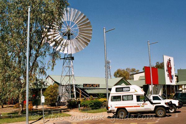 Matilda centre in 2004