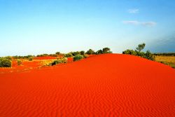 Visit Windorah and see the beautiful dunes
