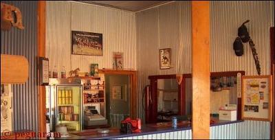 Outback pub at Toompine, Qld