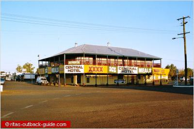 Cloncurry - Flinders Highway