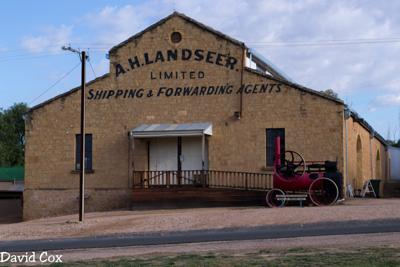 Landseer warehouse museum