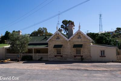 The Station Masters Residence