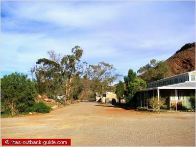 Arkaroola village